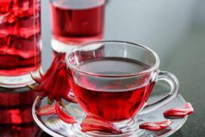 hibiscus tea to lower blood pressure